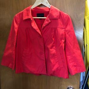 Banana Republic 3/4 sleeve jacket, M